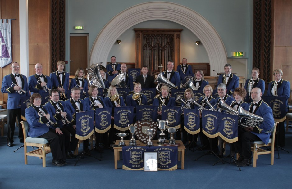 Great Yarmouth Brass in 2013
